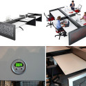 Ahrend 750 Office Furniture With Electronic Height Adjustment