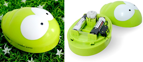 Bugs Mini Vacuum Cleaner (Images courtesy The Design Town)
