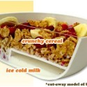 EatMeCrunchy Bowl Keeps Your Cereal Crunchy, Has Stupid Name