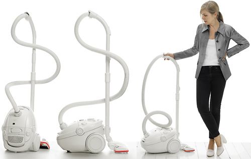 Electrolux Special Edition Ultrasilencer Vacuum (Images courtesy Electrolux)