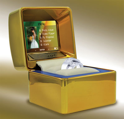 Euricase Ring Box (Image via Euricase)