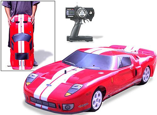 Ford GT RC Car