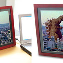 Gigantor Digital Photo Frame To Properly Display Your Shots