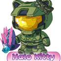 Meet Halo Kitty