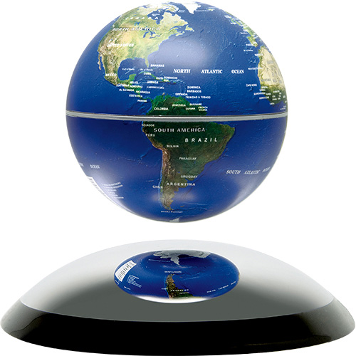 Levitron Anti-Gravity Globe (Image courtesy LiveScience Store)