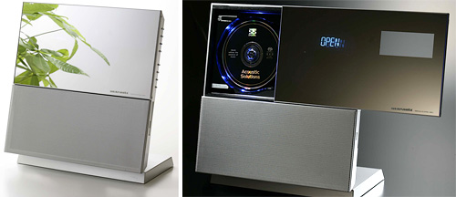 Marantz CR201 Personal CD System (Images courtesy  AudioCubes)