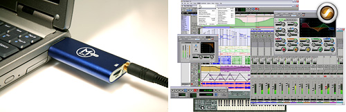 Mbox 2 Micro (Images courtesy Digidesign)