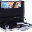 MEZZI SUPERslim Aluminum Gadget Briefcase