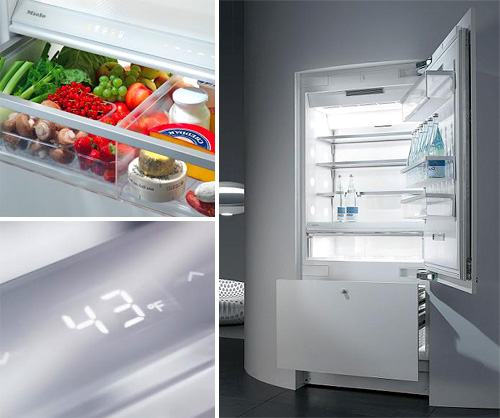 Miele MasterCool Fridge (Images courtesy Trends Ideas)
