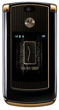 Motorola Razr 2 V8 Luxury Edition (Image via Motorola)