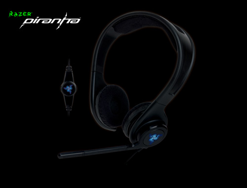 Razer Piranha Headphones (Image via Razer)