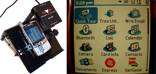 Project-a-Phone (Images courtesy Project-a-Phone)