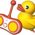 Remote Control Rubber Duck