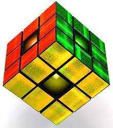 Rubik's Revolution (Image courtesy Techno Source)