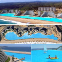 World's Largest Outdoor Swimming Pool
