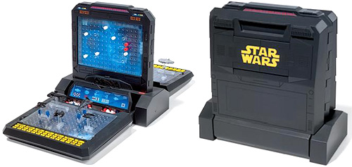 Electronic Star Wars Battleship (Images courtesy Hammacher Schlemmer)