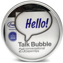 Hello! Talk Bubble Paperclips Are Unnecessarily Cute