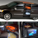 Chrysler Town And Country Black Jack Edition – Inspired By The Luxor Casino
