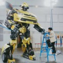 Three Chinese Dudes Build Transformer from Citroen C2