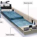 World's First Tsunami Simulator Tank