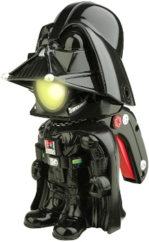 Darth Vader Flashlight (Image courtesy Lillian Vernon)