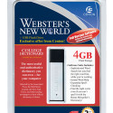 Webster's Dictionary Fourth Edition on USB
