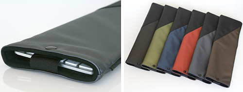 WaterField Designs Apple Wireless Keyboard Sleeves (Images courtesy WaterField Designs)