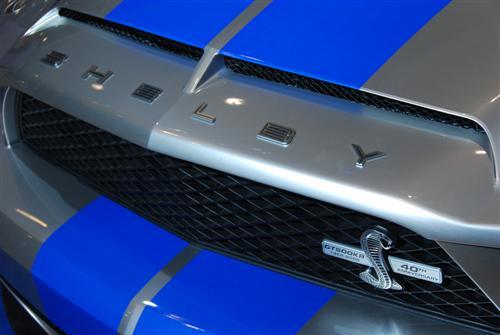 Shelby Cobra GTR