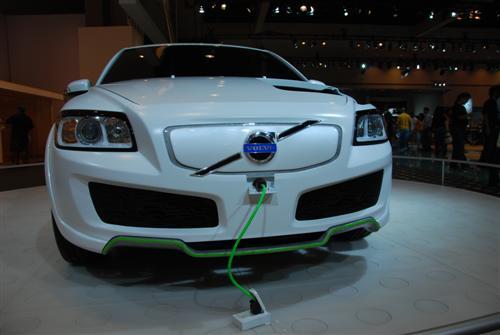 Plug In Volvo