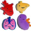 I Heart Guts Plush Toys