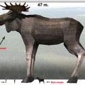 Not A Joke: Restaurant, Concert Hall, Conference Center Inside World's Largest Moose