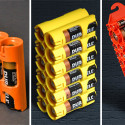 Battery Caddy – Finally! No More Loose Batteries