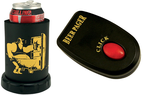 Beverage Pager (Images courtesy The Lighter Side)