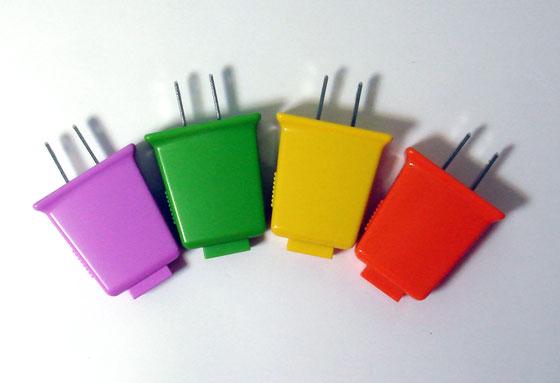 Bi-Plugs