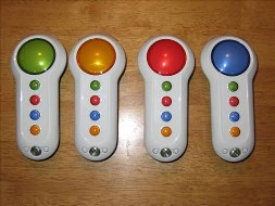 Big Button controllers