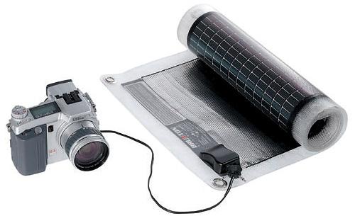 Brunton SolarRolls (Image courtesy Brunton)