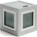 Cubissimo Alarm Clock Perfect For Life In A Cubicle