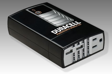 duracell powerpack 100