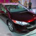 LA Auto Show: Honda FCX Clarity & Home Energy Station