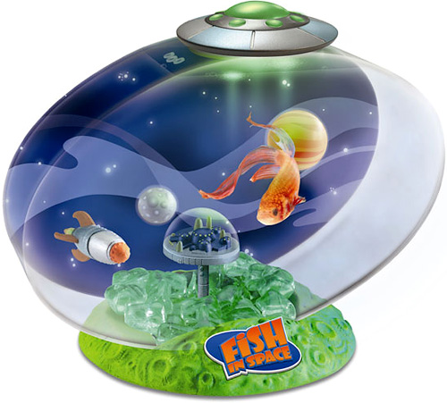 Fish In Space Betta Aquarium (Image courtesy Wrapables)