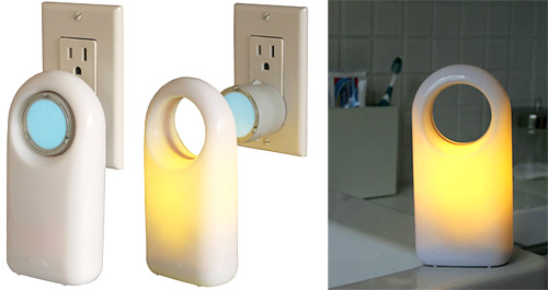 Guardian Night Light And Lantern (Images courtesy Vessel)