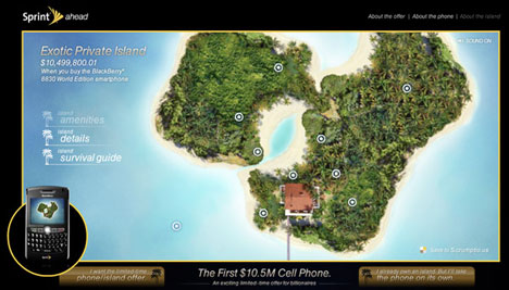 Sprint Island