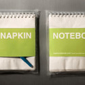 Napkin Notebooks For Your Next Inspiration
