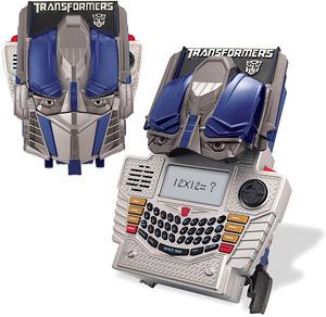 Optimus Prime Trans-Portable PC (Image courtesy eToys)