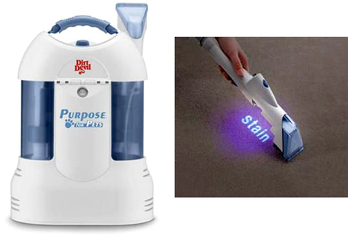 Dirt Devil Purpose For Pets Extractor (Images courtesy Dirt Devil)