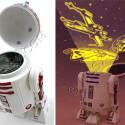 R2-D2 Night Light Projector