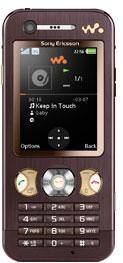 Sony Walkman W890i Phone (Image via Sony Ericsson)
