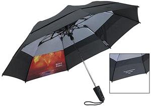 Successories Umbrellas (Image courtesy SkyMall)