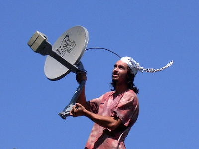 Wearable Antenna