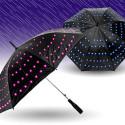 Twilight Fiber Optic Umbrellas